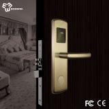 Stainless Steel Type Proximity Card Hotel Lock with Unlock Records