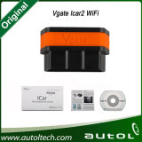 2016 Car Diagnostic Interface Vgate Icar2 WiFi OBD Obdii/WiFi Elm 327 Diagnostic Tool