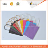 Colorful OEM Environment Friendly Good Price Kraft Paper Bag