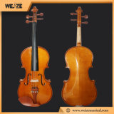 Wholesale Good Quality The Cheap Solid Spruce Violin 4/4