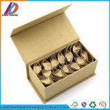 Unique Magnetic Closure Cardboard Paper Tea Box Packaging