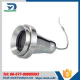 Stainless Steel Food Grade Tower Type Sight Glass for Tank Use