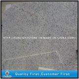 Polished India Kashmir White Granite Floor Tiles for Indoor Kitchen