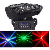 Beam RGBW Spider Light /LED Crazy Beam Light /LED Moving Head Light DJ Equipment