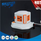 Single Layer Universal Socket Outlet