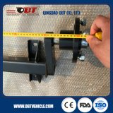 1300 Kg Rubber Torsion Axle with Brake