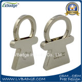 Metal Key Holder with Laser Logo