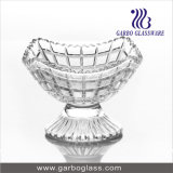 Square Shape Glass Ice Cream Cup
