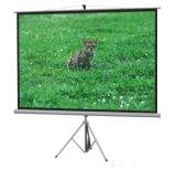 120 Inch 4: 3 HD Projector Screen Curtain