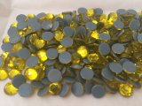 Citrine Ss20 Hot Fix Rhinestones AAA