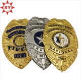 American Lapel Pin Custom Commemorate Badge with Safety Pin