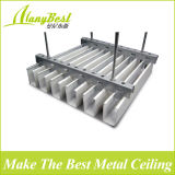 Decorative Aluminum Linear Baffle Ceiling