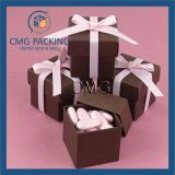 Custom Packaging Paper Box Wedding Box for Candy
