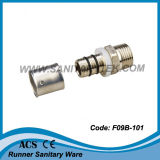 Press Fittings for Multilayer Pipe / Pex-Al-Pex Pipe (F09B-101)