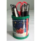 3D Lenticular Pencil Vase