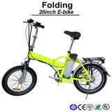 TUV Approved Folding E Bike Electric Bicycle Electric Bike (TDN01Z)
