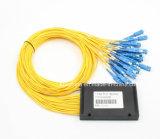 Fiber Optical 1*16 PLC Splitter