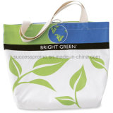 2016 Cheap Tote Bag Cotton Canvas with Custom Logo
