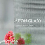3mm, 4mm, 5mm, 6mm Clear Crystal Glass, Crystal Figured / Patterned Glass