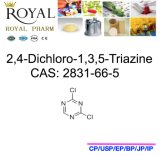 Good Quality, Low Price, Made in China, Dichloro Triazine, CAS: 2831-66-5