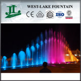 Water Feature LED Lights Dry Fountain on The Floor