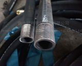 Four Wire Spiral 4sh Hydraulic Hose Pipe