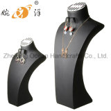 Exquisite Eco-Skin Bust Jewelry Display Stand (LJ-006)