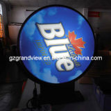 Blue Beer Rotating Light Box (GD-SCR)