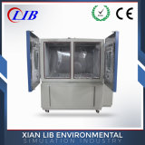 IP66 Test Device Against IEC60529 Dust Rain Ingress