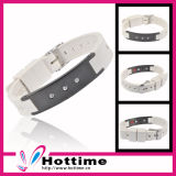 Frequency Energy Silicone Bracelet (CP-JS-NW-001-2)