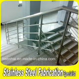 Stainless Steel Indoor Staircase Handrail (Keenhai-028)