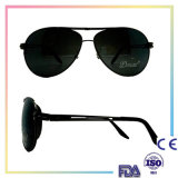 Fashion Colorful Metal Sunglasses for Driving with Polaroid Lense