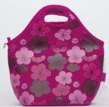 Flower Neoprene Cooler Bag (LB-005)