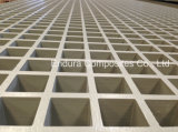 FRP/GRP/Fiberglas Gratings in Fire and Chemical Resitance