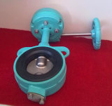 Ductile Iron Body Butterfly Valve with Full EPDM Rubber Lined