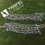 Zinc Plated Double Loope Chain