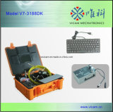 Professional Pipe Inspection Camera with DVR & Keyboard (V7-3188DK)