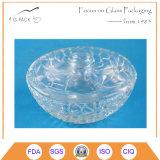 Clear Glass Oil Lamp Holder