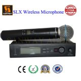 Slx Series Karaoke UHF Wireless Microphone, Wireless Lavalier Microphone