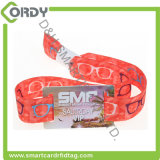 RFID MIFARE Classic EV1 1K Woven Wristband for Events