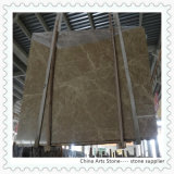 China Emperador Light Marble Slab for Countertop and Tile