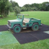 Anti-Slip Floor Mat, Drainage Rubber Mat, Anti Slip Rubber Mat