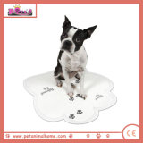 Super Absorbent Disposable Cartoon Printed Pet Pad Puppy Footprint