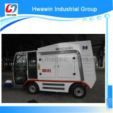 Hw-2000 Electric Road Driving Sweeper Cleaner Machine Bus/Car