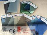 3-12mm Clear on-Line Lowe (low emissivity) Glass