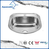 Economic Single Bowl Stainless Steel Moduled Sink (ACS-4946)