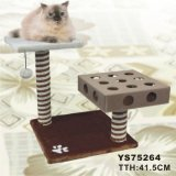 Plush Wholesale Cat Trees, Pet Toy (YS75264)