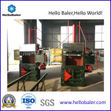 Durable High Pressing Force Hydraulic Vertical Baler with CE