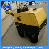 Mini Ride on Double Drum Road Roller Vibrator Road Roller