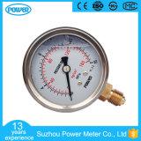60mm Half Stainless Steel Oil Filled Pressure Gauge